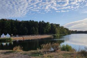 Der Heidelauf am Heidesee © Triathlon Halle