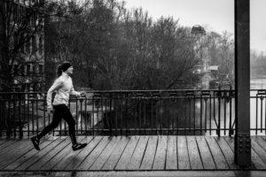 Laufen ist ein Ausdauersport