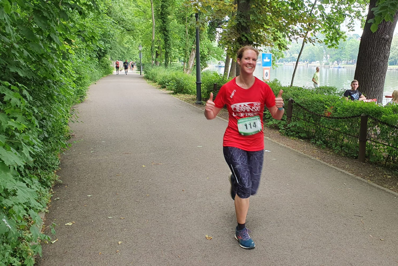 4. Bernburger Halbmarathon © Dieter Wiemann, PSV Bernburg